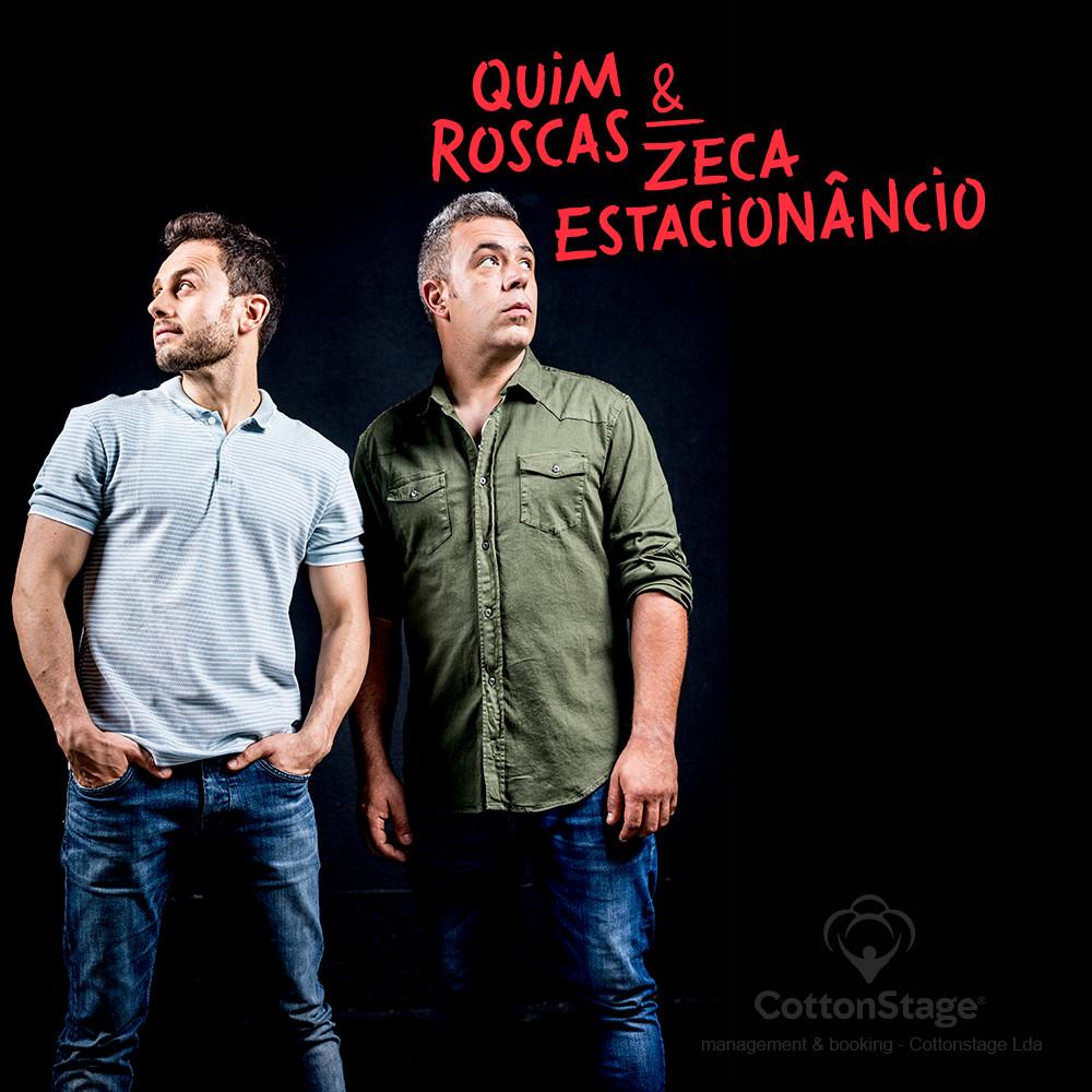 QUIM ROSCAS & ZECA ESTACIONANCIO