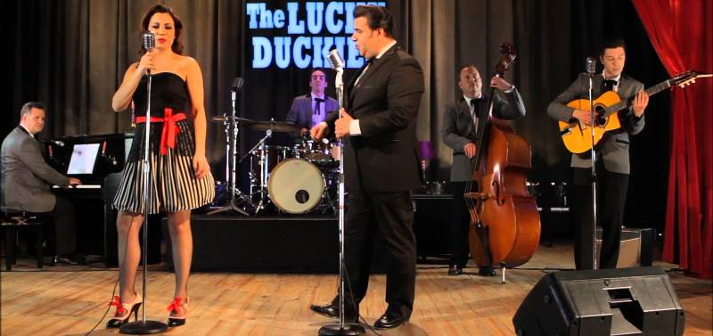 THE LUCKY DUCKIES